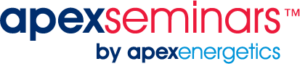 ApexSeminars by Apex Energetics Logo